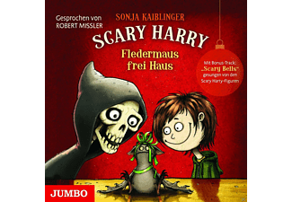 Robert Missler - Scary Harry - Fledermaus frei Haus - (CD)