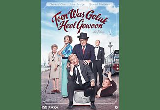 Toen Was Geluk Nog Heel Gewoon - de film (dvd)
