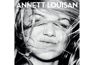 Annett Louisan - Zu Viel Information (Live) - (CD + DVD Video)