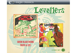 The Levellers - Green Blade Rising / Truth & Lies [CD]