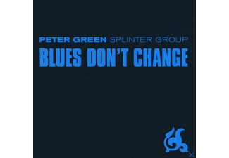 Peter Splinter Group Green - Blues Don't Change - (CD)