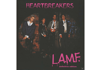The Heartbreakers - L.A.M.F. [CD]