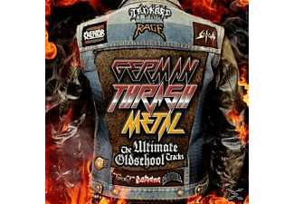 VARIOUS - German Thrash Metal - (CD)