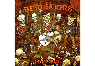 The Detonators - My World - (CD)