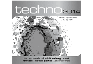 VARIOUS - Techno 2014 - (CD)