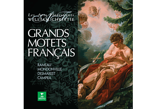 VARIOUS, Les Arts Florissants - Grands Motets Francais (Collector's Edition) [CD]