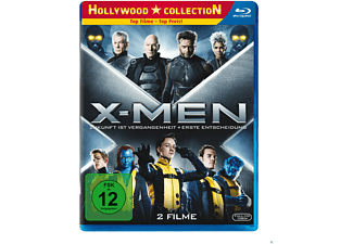X-Men Doppelbox - (Blu-ray)