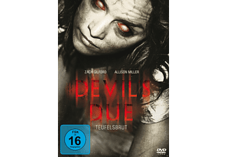 Devil's Due - Teufelsbrut [DVD]