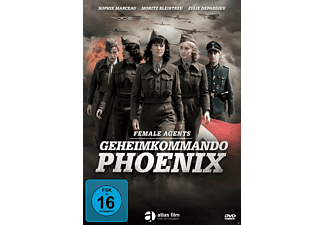 GEHEIMKOMMANDO PHOENIX - FEMALE AGENTS - (DVD)