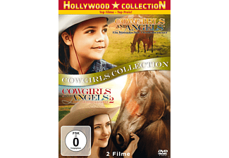 Cowgirls and Angels 1&2 - (DVD)