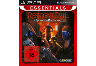 Resident Evil: Operation Raccoon City (Essentials) - PlayStation 3