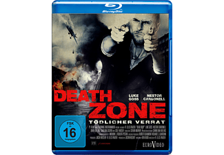 Death Zone - Tödlicher Verrat [Blu-ray]