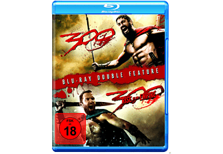 300 & 300 - Rise of an Empire (Blu-ray)