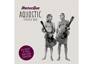 Status Quo - Aquostic (Stripped Bare) (Boxset) - (CD + Bonus 12 Zoll Maxi-Single)