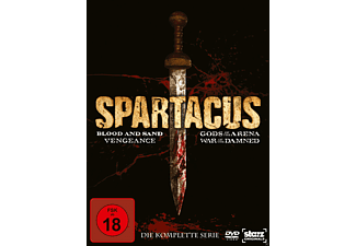 Spartacus - Complete Box [DVD]