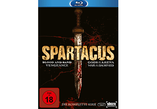 Spartacus - Complete Box - (Blu-ray)