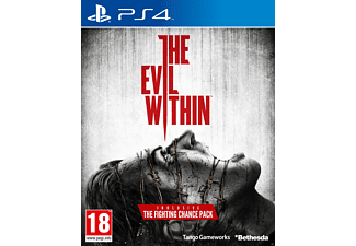 The Evil Within Adventure PlayStation 4