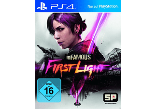 Infamous: First Light [PlayStation 4]