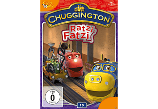 Chuggington - Ratzi Fatzi (Vol. 15) [DVD]
