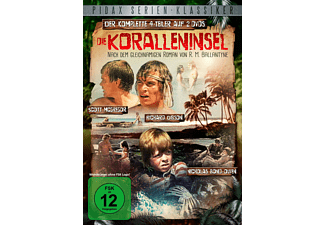 Die Koralleninsel [DVD]