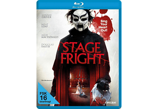Stage Fright - (Blu-ray)