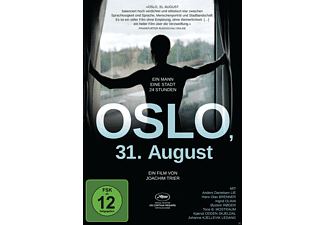 Oslo, 31. August - (DVD)