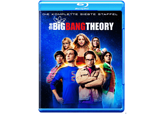 The Big Bang Theory - Die komplette 7. Staffel [Blu-ray]
