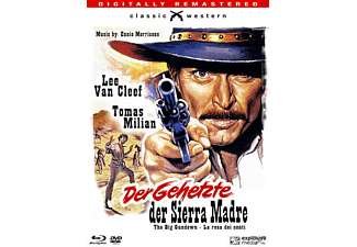 Koch Media Western Collection 4: Der Gehetzte der Sierra Madre [Blu-ray + DVD]