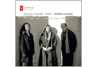 Gould Piano Trio - The Piano Trios / Works For Cello & Piano - (CD)