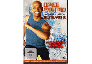 Dance with me! - Cardio-Training mit Billy Blanks jr. [DVD]