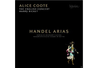 Alice Coote, The English Concert - Arien - (CD)