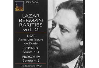 Berman Lazar - Berman-Raritäten vol.2 - (CD)