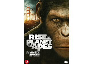 Rise Of The Planet Of The Apes | DVD