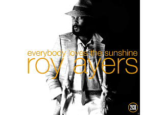 Roy Ayers - Everybody Loves The Sunshine - (CD)