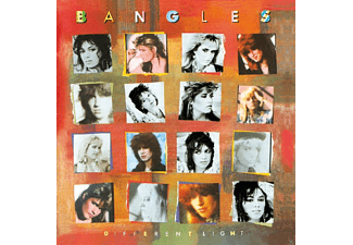 Bangles - Different Light - (CD)