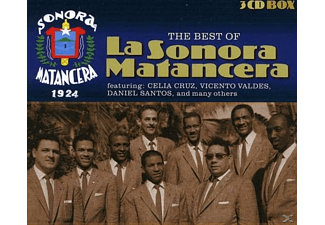 La Sonora Matancera - The Best Of La Sonora Matancera - (CD)