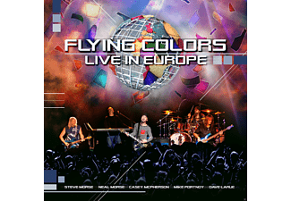 Flying Colors - Live In Europe - (CD)