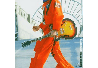 Paul Gilbert - Space Ship One - (CD)