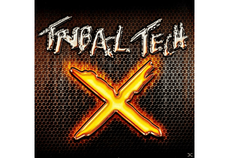Tribal Tech - X - (CD)