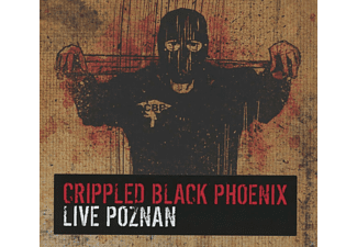 Crippled Black Phoenix - Live Poznan - (CD)