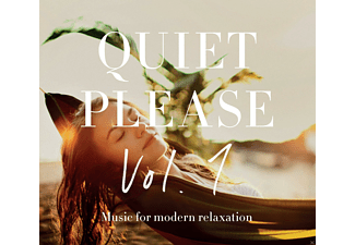 Poul Reimann - Quiet Please Vol.1 - (CD)