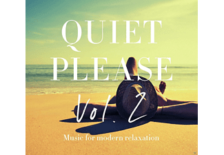 VARIOUS - Quiet Please Vol.2 - (CD)