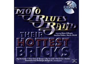 Mojo Blues B - Their Hottest Bricks [CD]