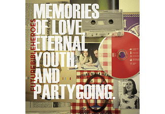 Future Bible Heroes - Memories Of Love, Eternal Youth And Partygoing - (CD)