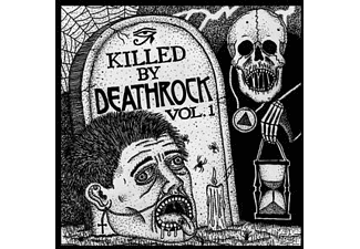 V. A., VARIOUS - Killed By Deathrock Vol.1 - (Vinyl)