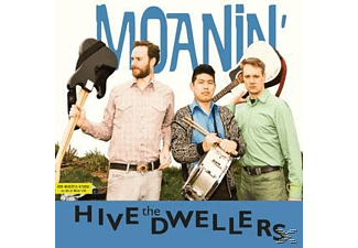 The Hive Dwellers - Moanin' - (Vinyl)