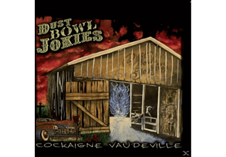 Dust Bowl Jokies - Cockaigne Vaudeville - (CD)