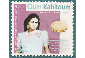 Oum Kalthoum - The Egyptian Lady [CD]