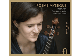 Elsa Grether, Ferenc Vizi - Poeme Mystique - (CD)