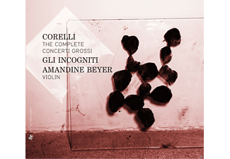 Gli Incogniti, Beyer Amandine - The Complete Concerti Grossi - (CD)